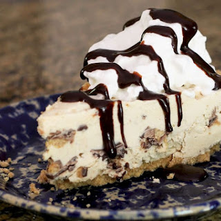 Frozen Peanut Butter Cup Pie Recipe