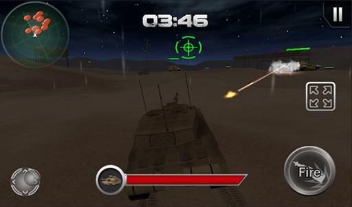 無料动作Appのナイトタンクアサルト砂漠戦争|記事Game