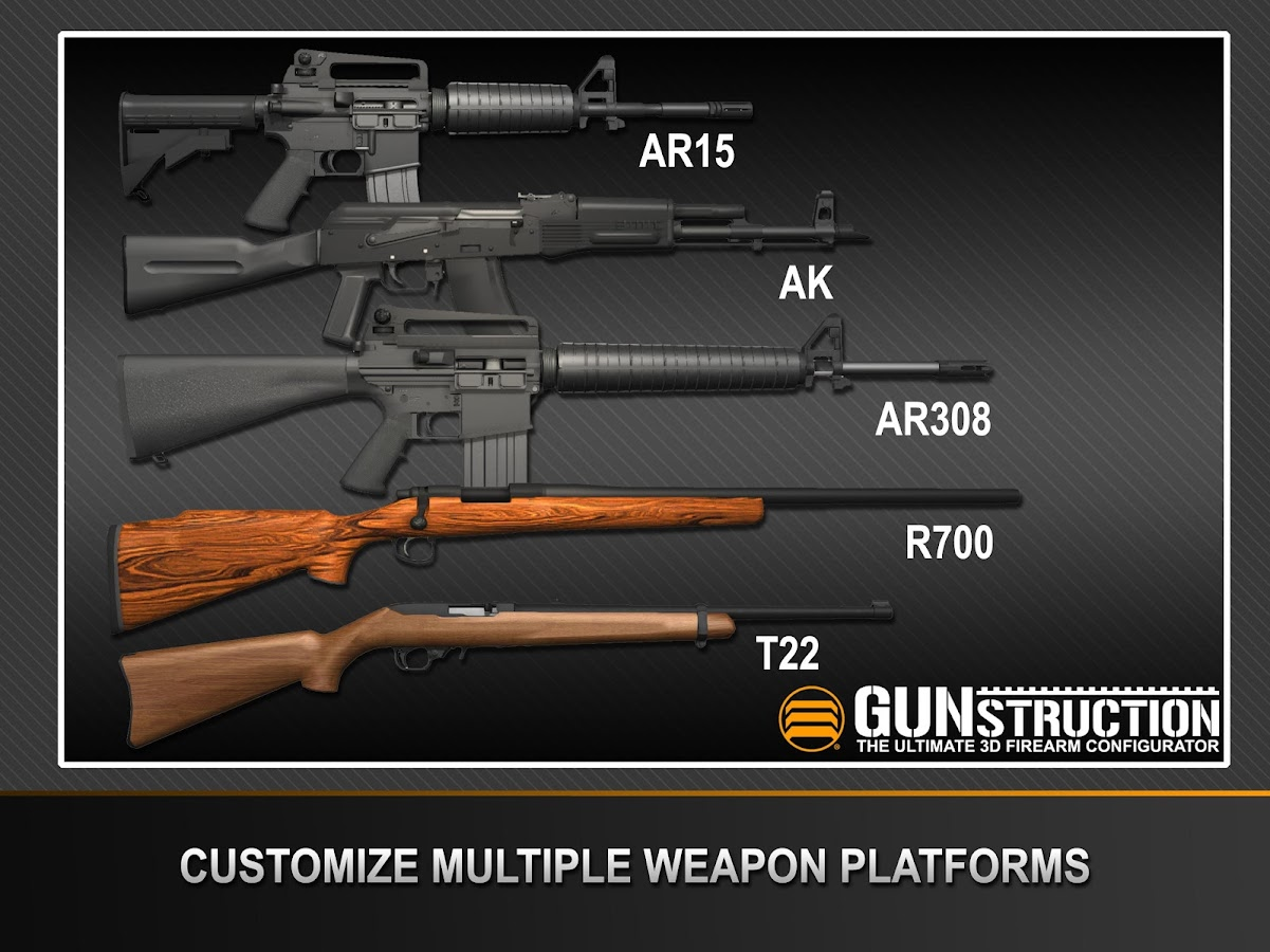 GUNSTRUCTION- screenshot