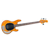 Sterling By Music Man RAY34QM-AM