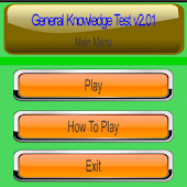 General Knowledge Game