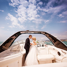 Wedding photographer Oksana Benyaminova (Anasko). Photo of 13.09.2016