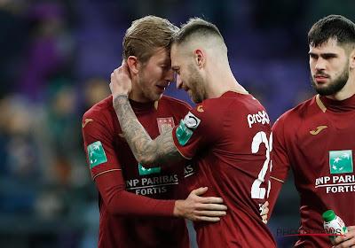 """Le meilleur Peter Zulj qu'on ait vu avec Anderlecht: """"Saisir ma chance!"""""""