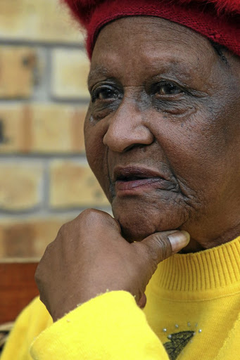 Nomhle Nkonyeni is still hurting over her daughter.