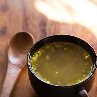 Clear Liquid Soups Recipes.