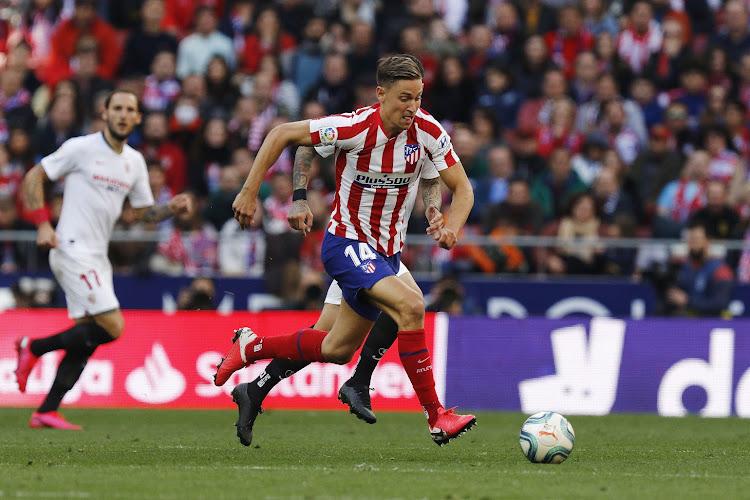 Zidane heeft spijt van vertrek Marcos Llorente