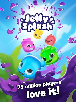Jelly Splash - Line Match 3 APK screenshot thumbnail 10