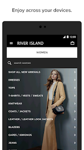 River Island- screenshot thumbnail