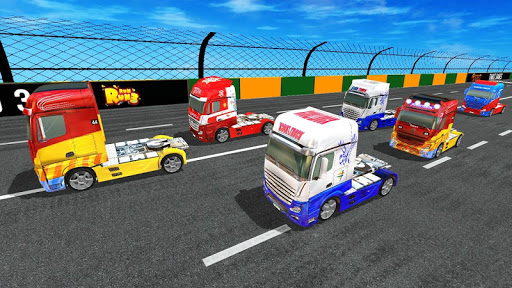 Truck Racing 2018 1.1 screenshots 4
