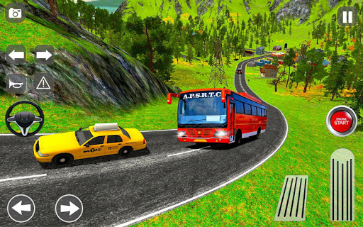 Offroad Coach Tourist Bus Simulator 2020 apktram screenshots 6
