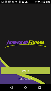 Answer is Fitness.- screenshot thumbnail