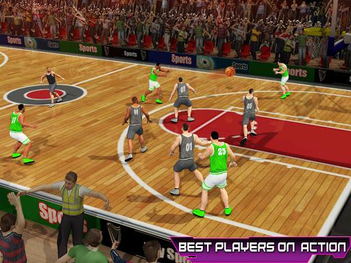 Fanatical PRO Basketball 2020: World Dunkers Mania 1.0.5 screenshots 9