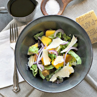 Mango Salad With Balsamic Vinegar Recipes