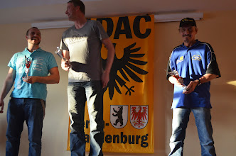 Photo: Mannschaftswertung MSG Eberswalde 3.Platz Foto: Lutz Steinbach