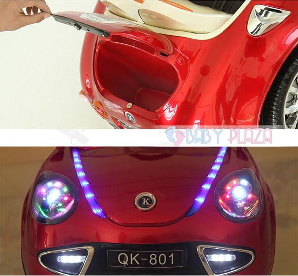 Xe hơi điện trẻ em QK-801 11
