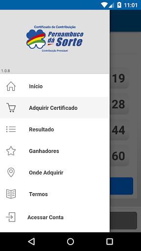 Pernambuco du00e1 Sorte 1.0.11 screenshots 1
