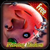 Piercing Modern