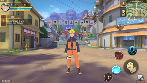 Naruto: Slugfest 1.0.3 Screenshots 7
