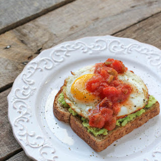 Fried Eggs With Salsa Recipes