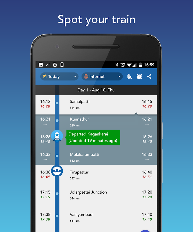 Where Is My Train Indian Railway Amp Pnr Status Android