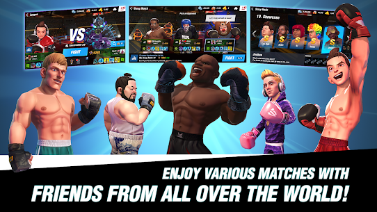 Boxing Star MOD Apk (Attack And Defense x1000) 6