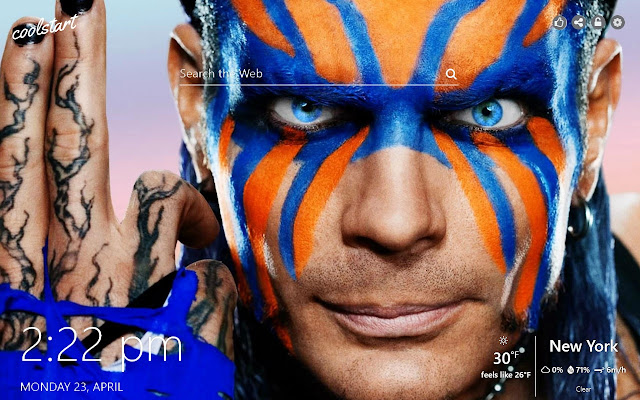 Jeff Hardy HD Wallpapers Wrestling Theme