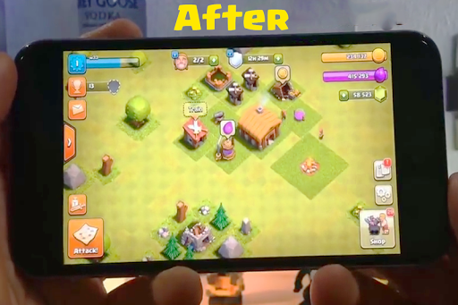 Cheat for Clash of Clans Prank for PC