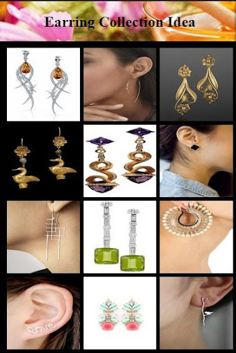 Earring Collection Idea