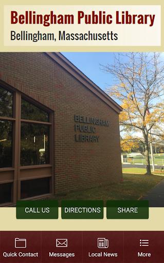 Bellingham Public Library