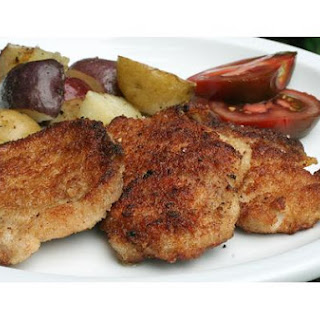 Pan-Fried Pork Steak