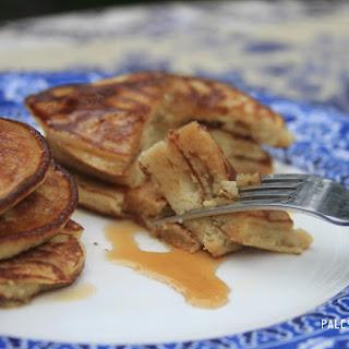 Coconut Flour Paleo Pancakes.
