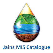 Jain Irrigation MIS Catalogue