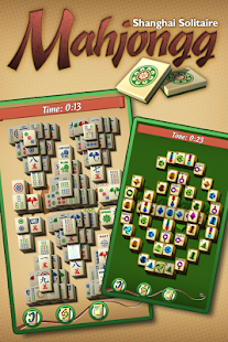 Mahjong Solitaire Free- screenshot thumbnail