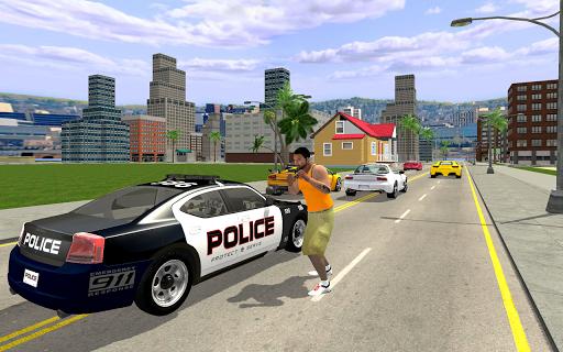 Grand Gangster Miami Mafia Crime War Simulator 1.5 screenshots 2