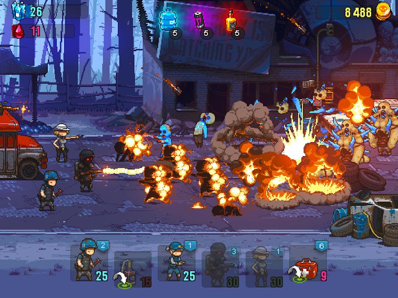 Dead Ahead: Zombie Warfare Screenshot 11