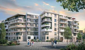 Appartement 4 pièces 84,55 m2