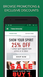 Tulane Bookstore screenshot 0