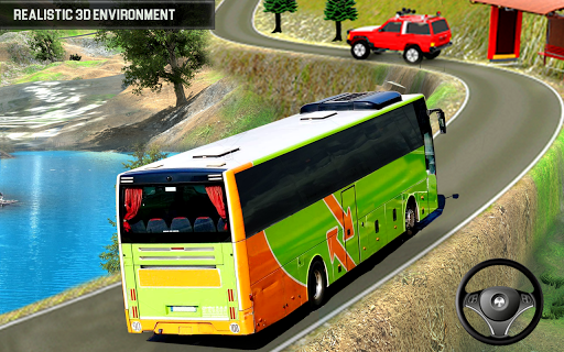 City Coach Bus Simulator 2018: Hill Bus Driving 3D 1.0 screenshots 1