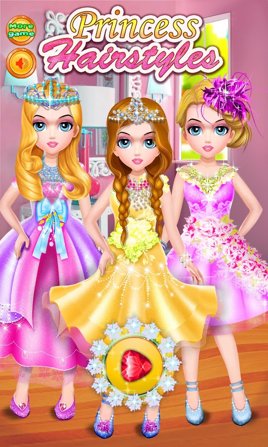 Prime Princess Hairstyles Android Apps On Google Play Short Hairstyles Gunalazisus