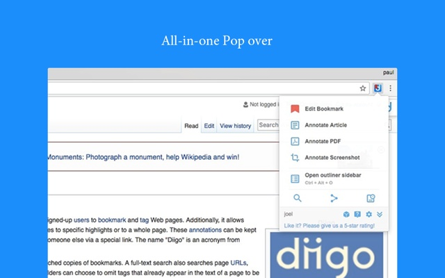 Diigo Web Collector - Capture and Annotate