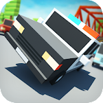 Blocky Highway Simulator Apk