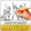 How to Draw Rangers