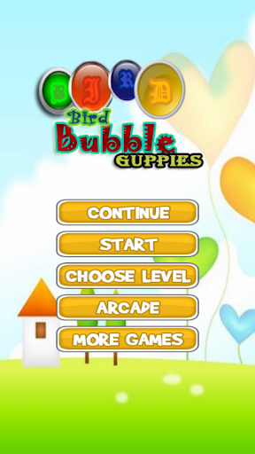 Bird Bubble Guppies