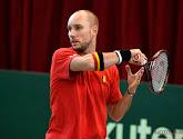 Darcis ziet België nipt naast halve finales grijpen op ATP Cup