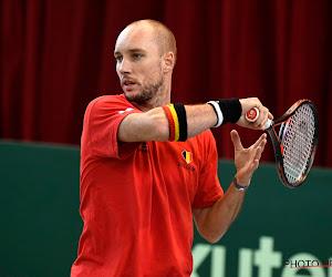 """Darcis: """"Magische momenten beleefd in Davis Cup"""""""