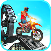 RAMP Bike Stunt Race – Impossible Bike Games 2020