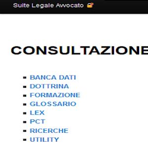 Suite Avvocato + screenshot 2