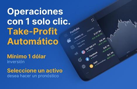 IQ Option broker: plataforma de trading online 3