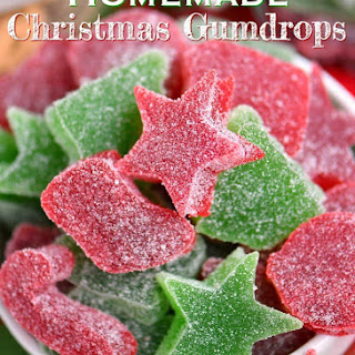 Homemade Gumdrops.
