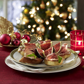 Fig and Prosciutto Bruschetta Recipe